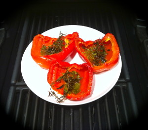 Roasted Red Bell Peppers_2